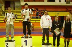 Doppelsieg im Limit bis 74 kg, Carsten Kopp (KSV Schries) siegte vor Achmed Dudarov (KSG Ludwigshafen).
