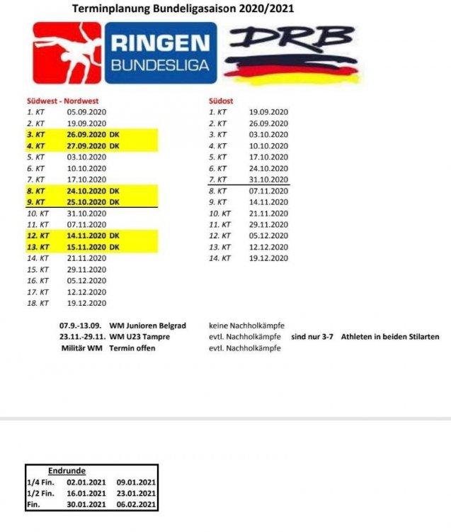 Bundesliga Saison 20/21